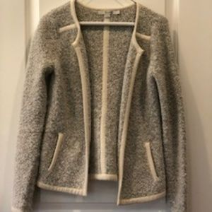 Boden sweater jacket